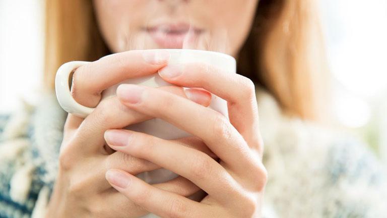 cách chữa đau họng không nói được