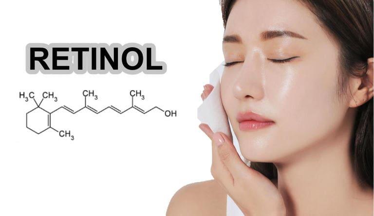 Dấu hiệu dị ứng retinol - Nguyên nhân và cách xử lý?