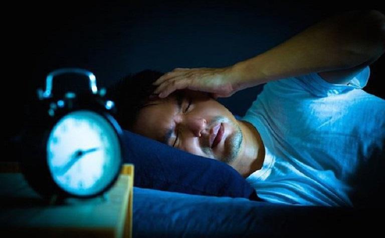 Mất ngủ cũng là một nguyên nhân gây suy nhược thần kinh phổ biến