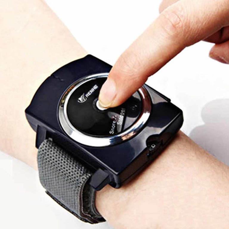 thiết bị chống ngủ ngáy Snore Stopper