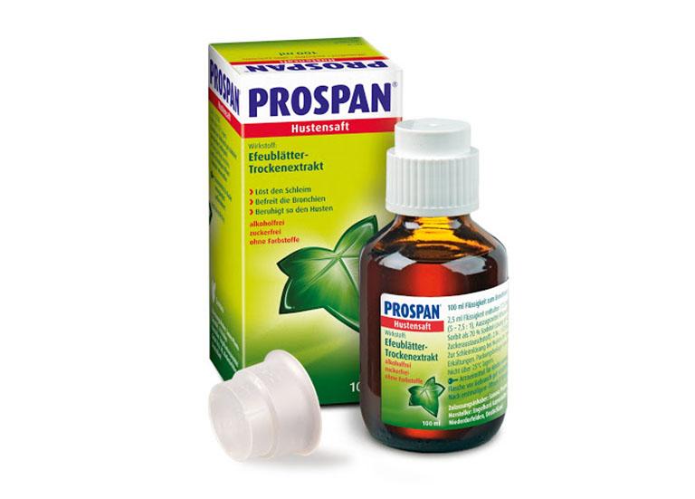 thuốc long đờm Prospan
