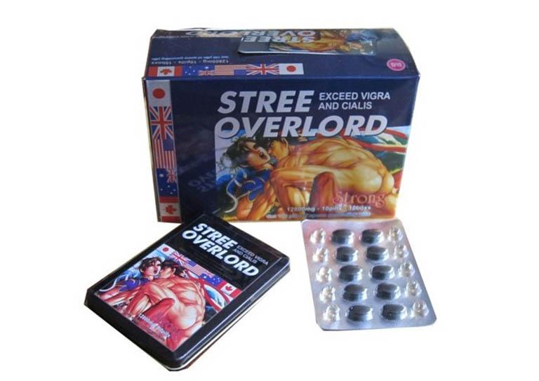 Thuốc tăng kích thước dương vật của Nhật Stree Overlord