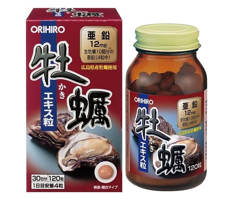 Thuốc tăng kích thước dương vật Nhật Bản Orihiro