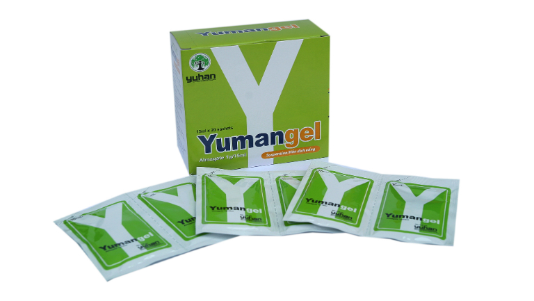 Thuốc trị đau dạ dày chữ Y
