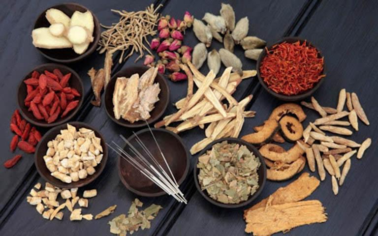 thuốc trị viêm loét dạ dày trong đông y