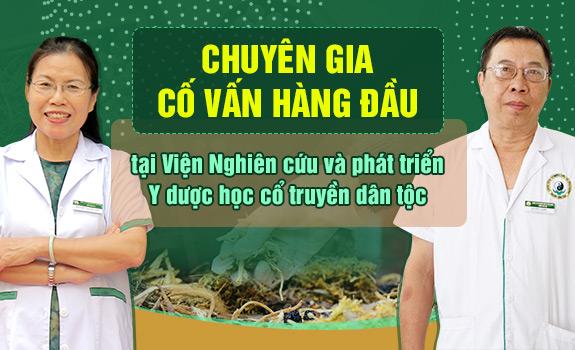 Đội ngũ chuyên gia giàu kinh nghiệm tại Vietfarm