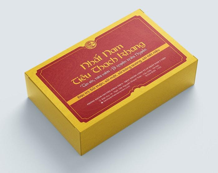 Đánh giá bài thuốc Nhất Nam Tiêu Thạch Khang đặc trị sỏi mật