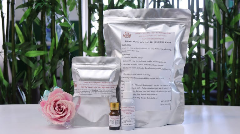 Bài thuốc Phụ Khang Đỗ Minh chữa bệnh phụ khoa của nhà thuốc nam Đỗ Minh Đường