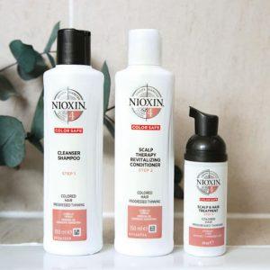 Dầu gội Nioxin trị rụng tóc tốt không, giá bao nhiêu?