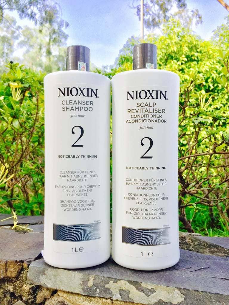 dầu gội nioxin review