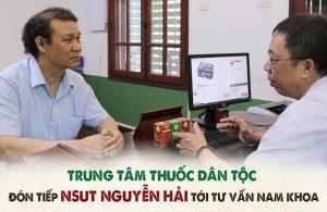 diễn viên Nguyễn Hải