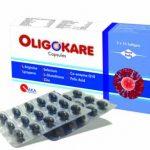 Oligokare - Viên bổ tinh trùng: Giá bán và cách sử dụng