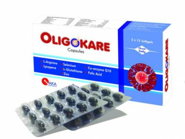 oligokare có tác dụng gì