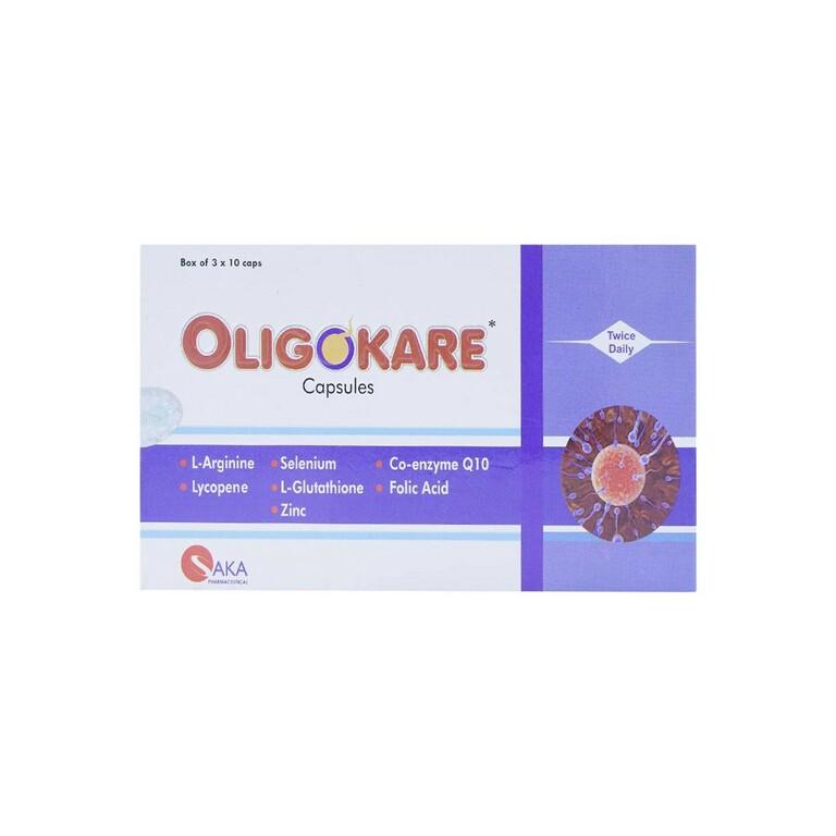 oligokare giá bao nhiêu