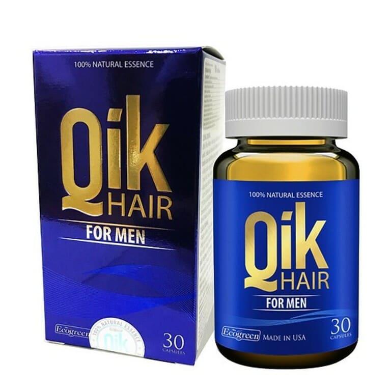 thuốc chống rụng tóc qik hair