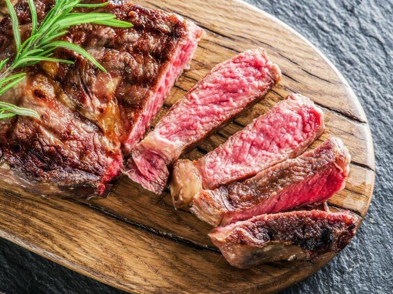 Bị viêm xoang có nên ăn thịt bò không