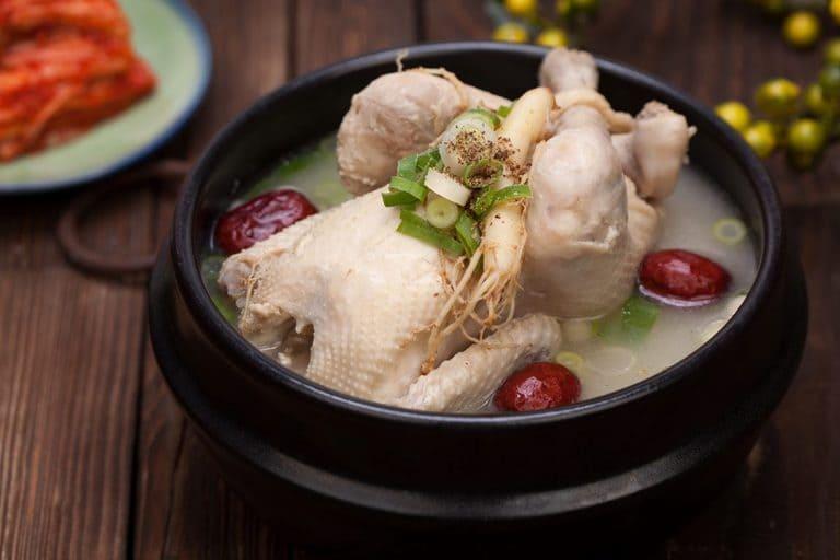 bị viêm xoang không nên ăn thịt gà