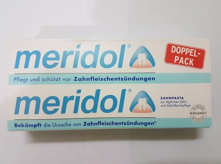 kem đánh răng trị viêm lợi