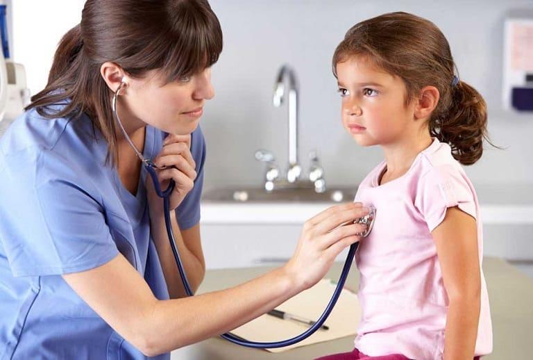 điều trị sỏi thận ở trẻ em
