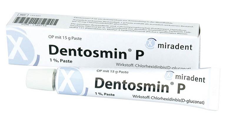 huốc bôi chữa viêm lợi Dentosmin P