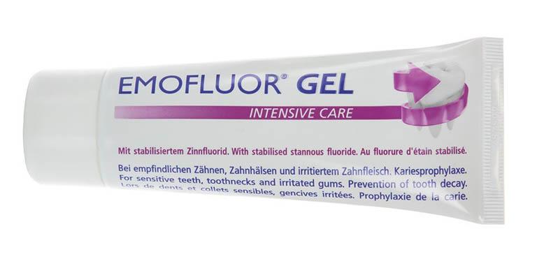 Thuốc trị viêm lợi dạng bôi Emofluor Gel
