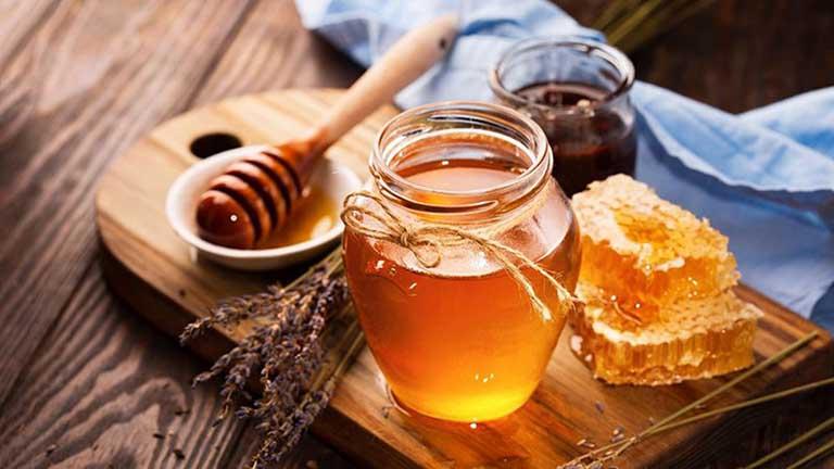 viêm lợi nên ăn mật ong