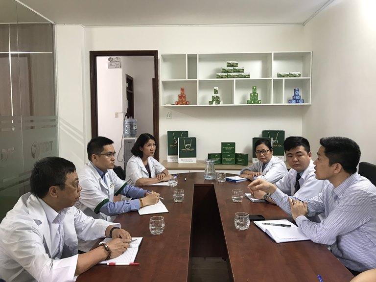 Đội ngũ chuyên gia thẩm định và đánh giá về bài thuốc Sơ can Bình vị tán