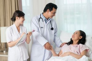 chăm sóc sau mổ u xơ tử cung
