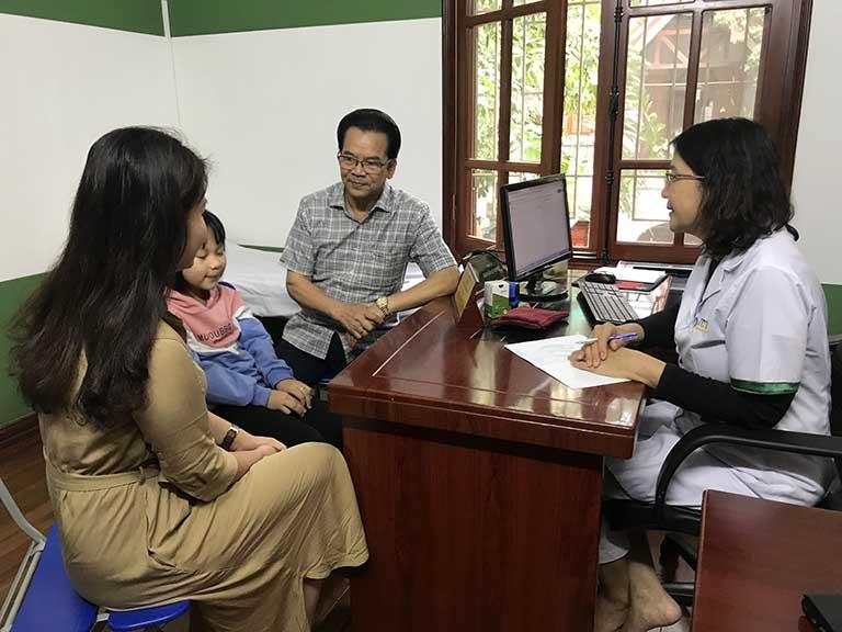 Thuốc dân tộc chữa HP cho cháu gái NSND Trần Nhượng
