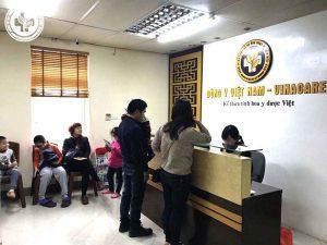 Trung tâm Thừa kế & Ứng dụng Đông y Việt Nam chữa viêm họng viêm