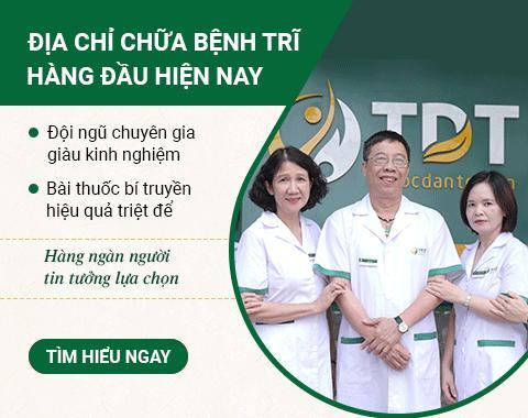Chữa bệnh trĩ tại Trung tâm Thuốc dân tộc