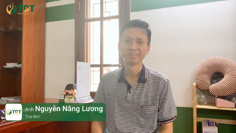 Anh Nguyễn Năng Lượng chia sẻ về bệnh dạ dày