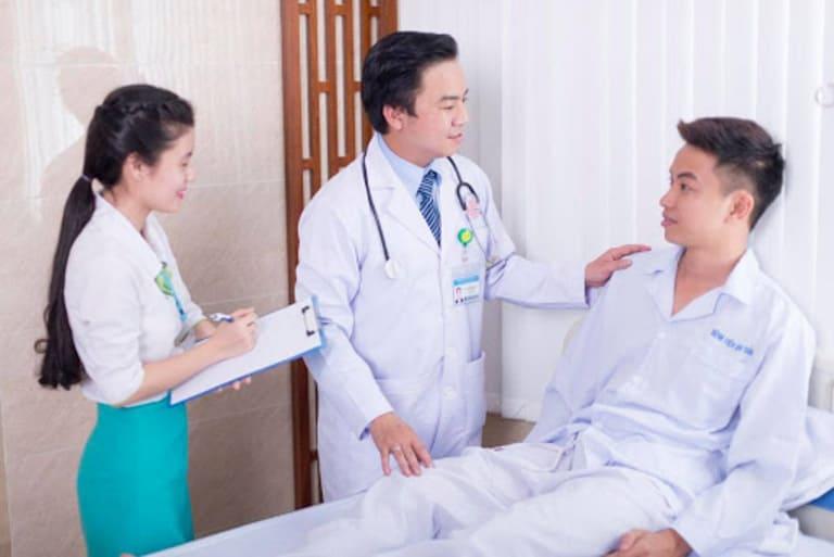 Bác sĩ chữa hiếm muộn giỏi