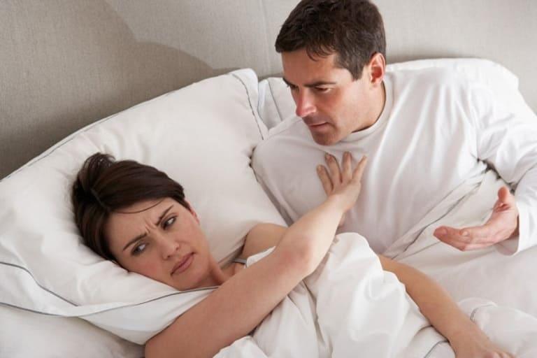 Bệnh trĩ có ảnh hưởng gì đến quan hệ vợ chồng không?