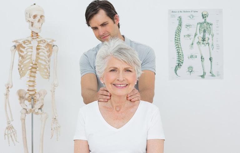 vật lý trị liệu khôi phục chức năng cột sống