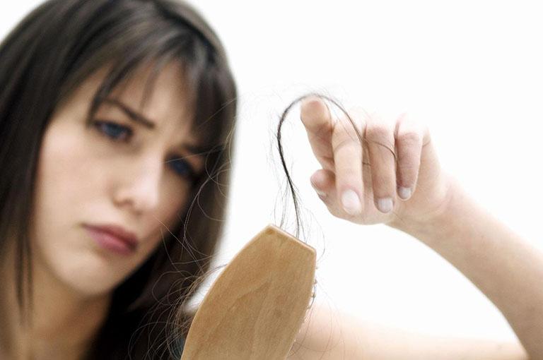 Rụng tóc - dấu hiệu phụ nữ có thai