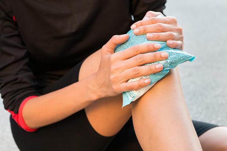 tác dụng nhiệt chữa thoái hóa khớp gối