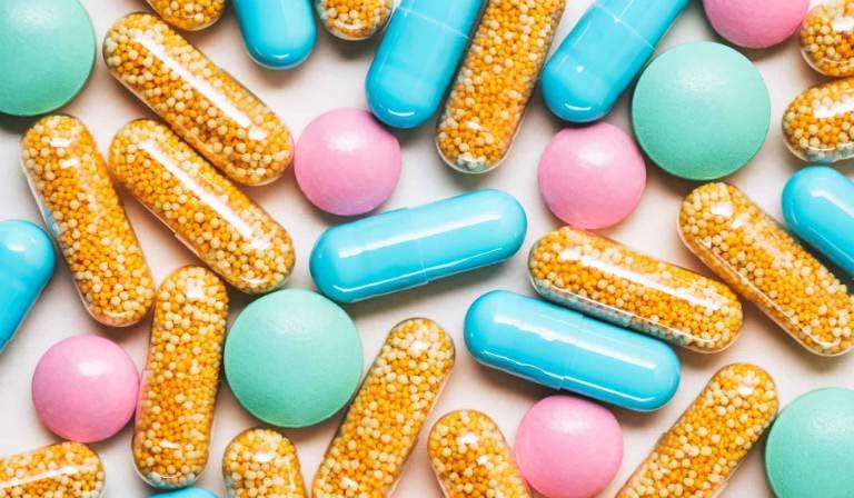 Thuốc trị viêm dạ dày trợt xung huyết mãn tính