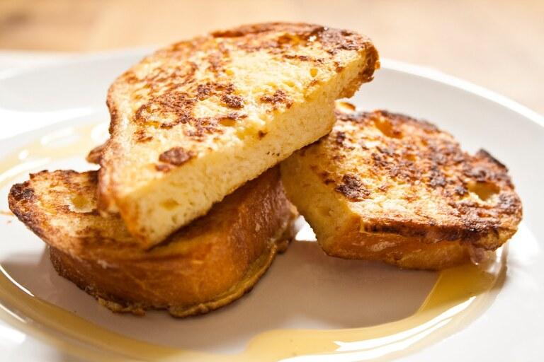 Làm bữa sáng cho người bệnh gout