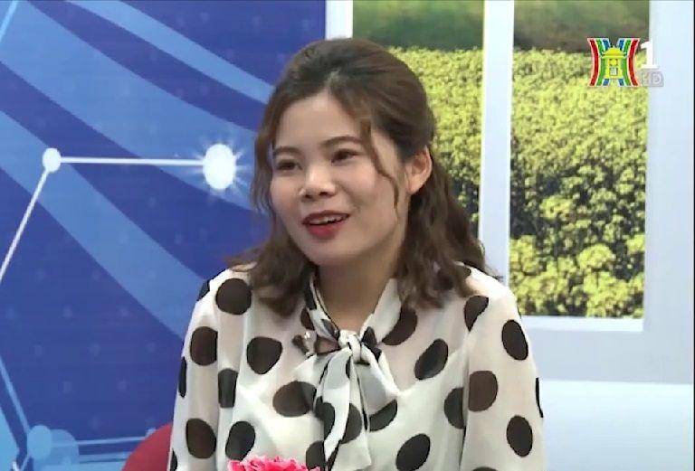 Chị Phương Mai chia sẻ về hiệu quả thuốc trên sóng truyền hình