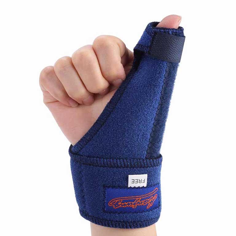 mang nẹp giảm đau do thoái hóa khớp bàn tay