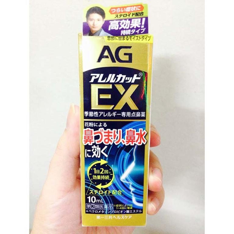 Thuốc điều trị viêm xoang của Nhật