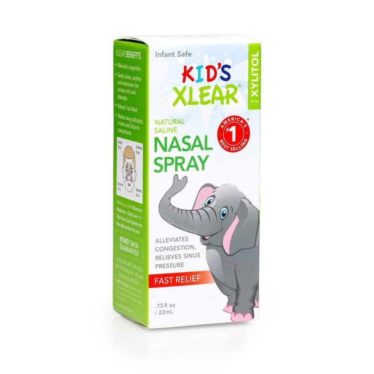 Sản phẩm thuốc xịt mũi của Mỹ được tin dùng
