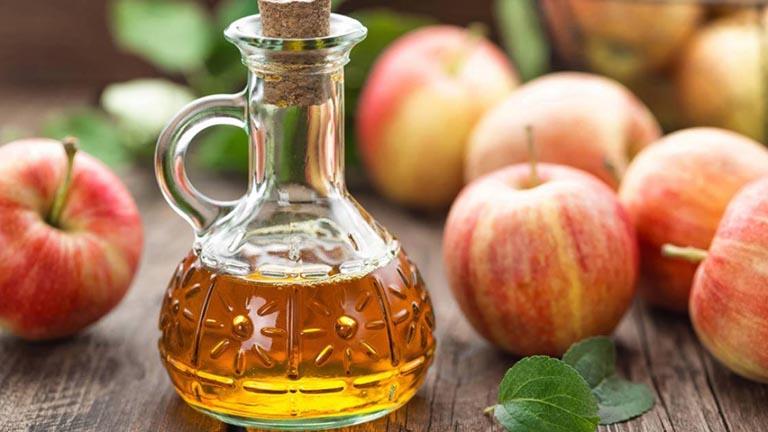 Nước giấm táo giúp hỗ trợ đào thải độc tố cho thận