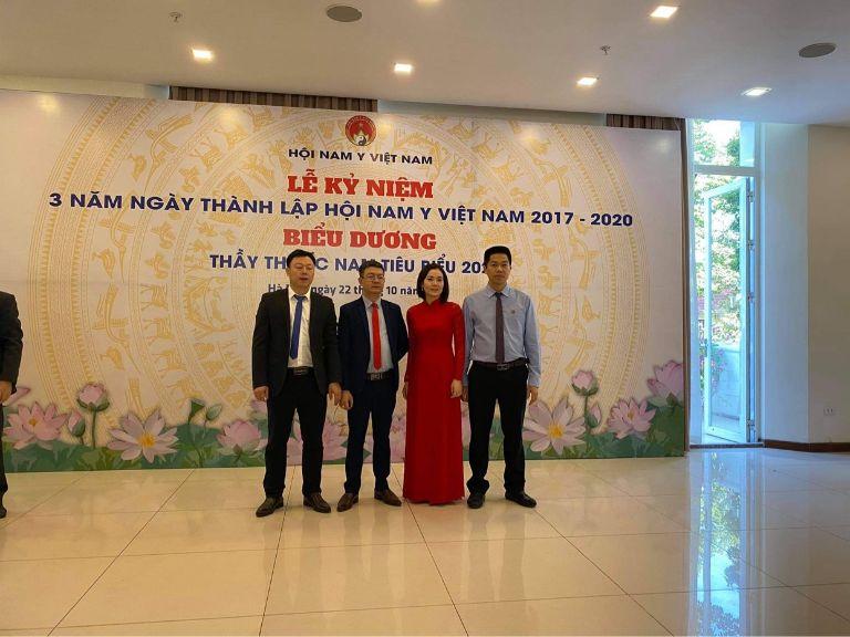 Lễ kỷ niệm 3 năm thành lập Hội Nam Y Việt Nam và Trao tặng giải thưởng Thầy thuốc Nam tiêu biểu