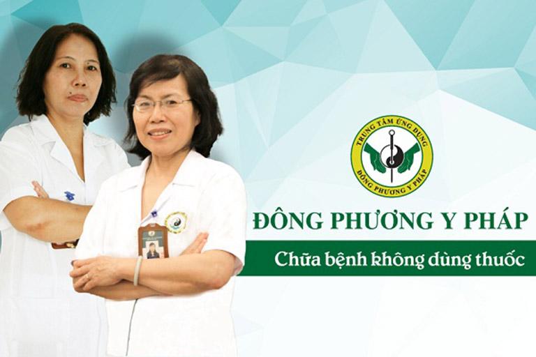 Bác sĩ Doãn Hồng Phương là một trong những người có công lớn phục hưng các phương pháp trị liệu truyền thống