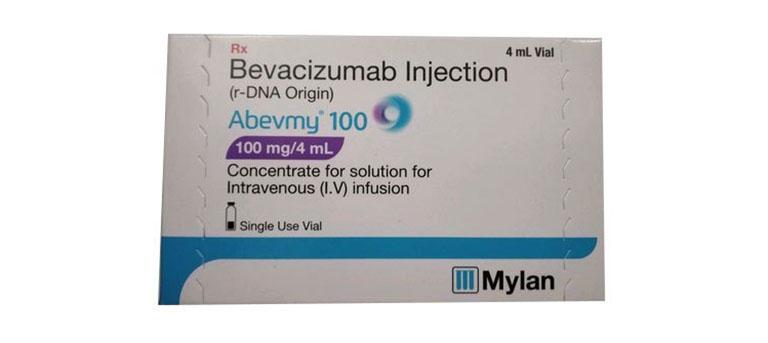 Bevacizumab điều trị ung thư cổ tử cung
