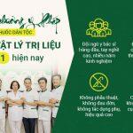 Trung tâm Thuốc dân tộc - địa chỉ châm cứu chữa bệnh số 1 Việt Nam