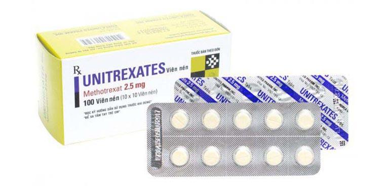 Các thuốc điều trị viêm khớp dạng thấp