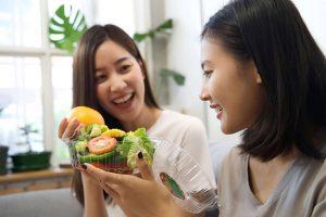 ung thư cổ tử cung nên ăn gì